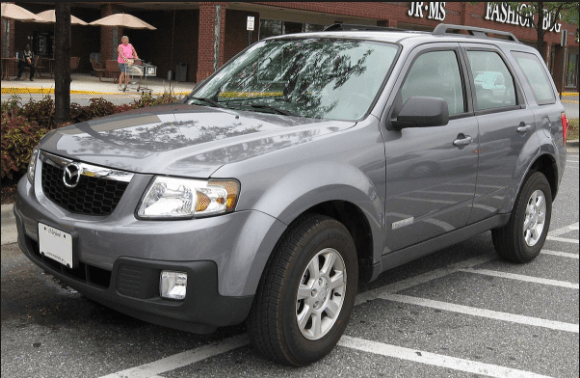 2010 Mazda Tribute Hybrid Owners Manual and Concept