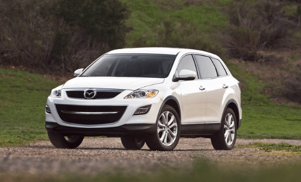 2011 Mazda CX-9 Owners Manual and Concept