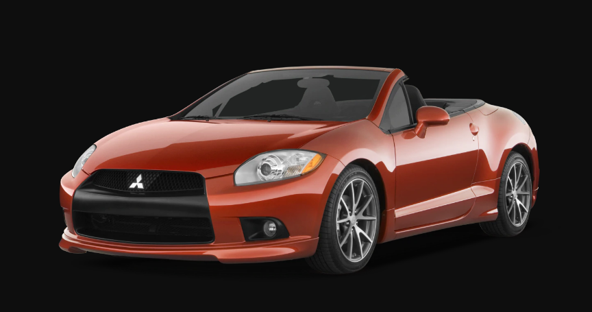 2011 Mitsubishi Eclipse Concept and Owners Mnaual
