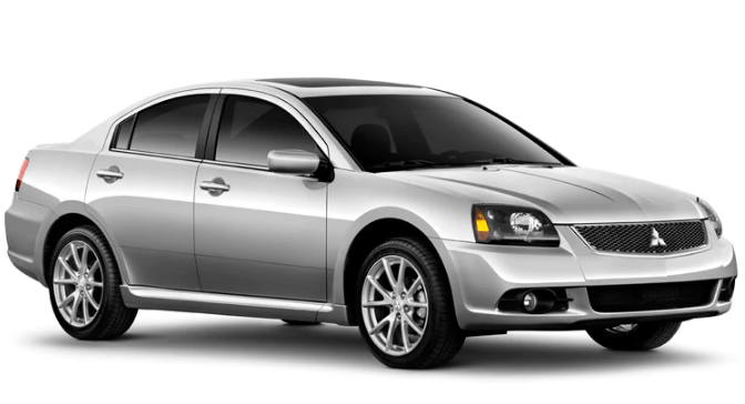 2011 Mitsubishi Galant Concept and Owners Manual