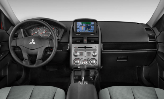 2011 Mitsubishi Galant Interior and Redesign