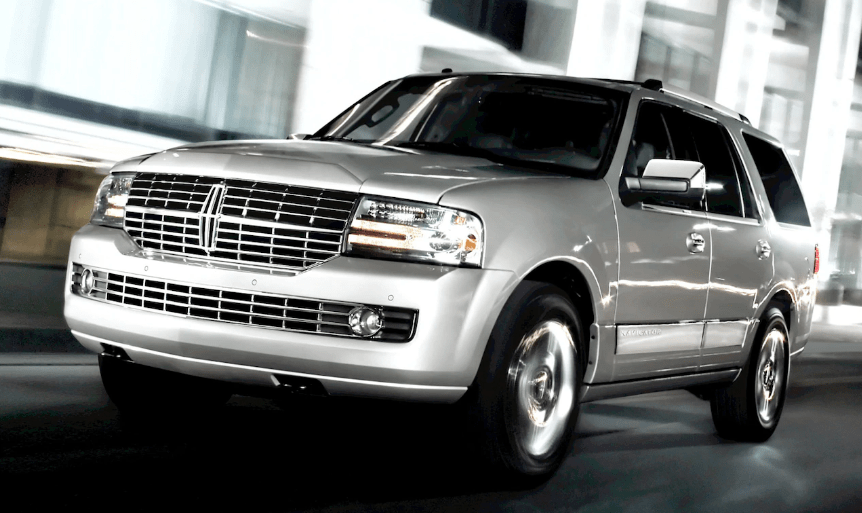 2012 Lincoln Navigator Concept and Owners Manual