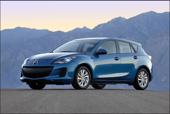 2012 Mazda speed 3 Owners Manual and Concept