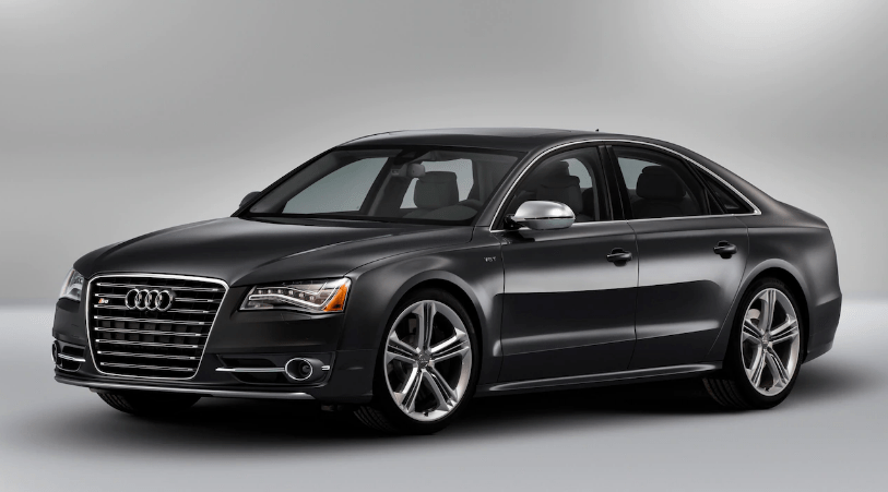 2013 Audi S8 Concept and Owners Manual