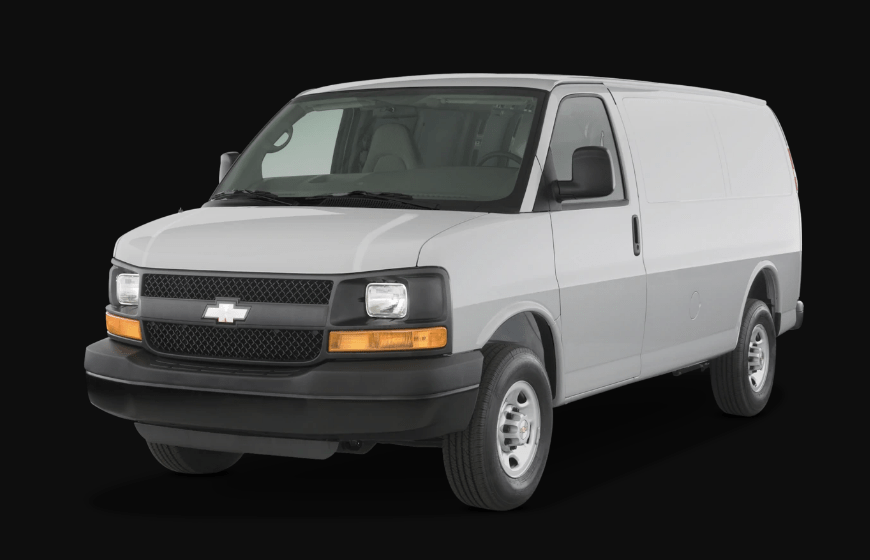 2013 Chevrolet Express 2500 Concept and Owners Manual