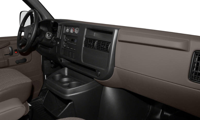 2013 Chevrolet Express 2500 Interior and Redesign