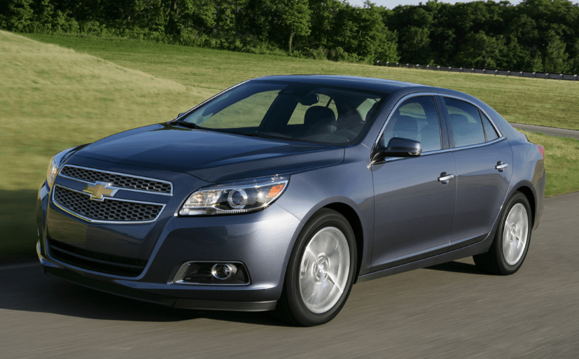 2013 Chevrolet Malibu Concept and Owners Manual