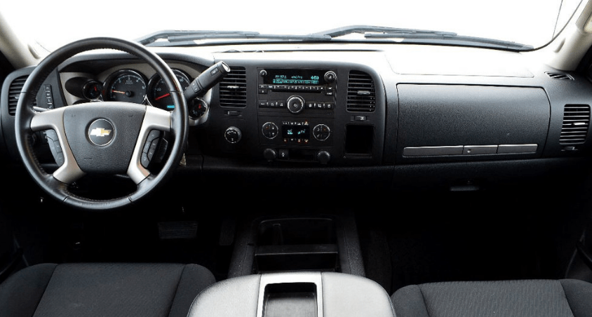 2013 Chevrolet Silverado 1500 Interior and Redesign