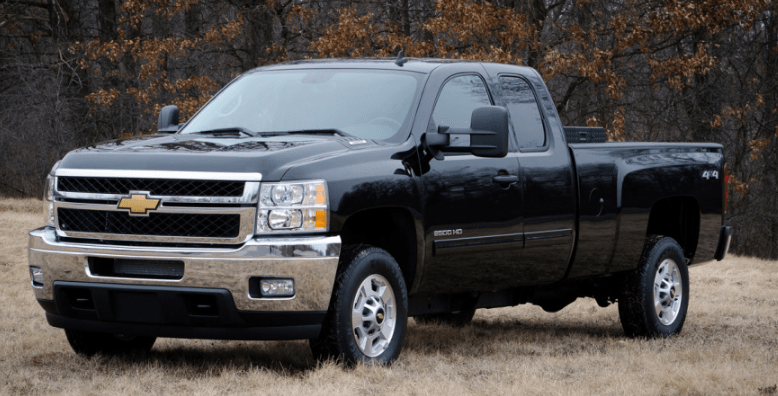 2013 Chevrolet Silverado 2500 Concept and Owners Manual