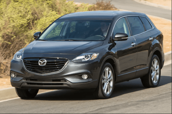 2013 Mazda CX-9 Owners Manual and Concept
