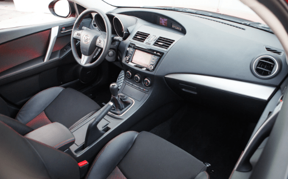 2013 Mazda Speed 3 Interior and Redesign