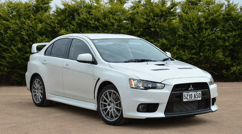 2013 Mitsubishi Lancer Evolution Concept and Owners Manual