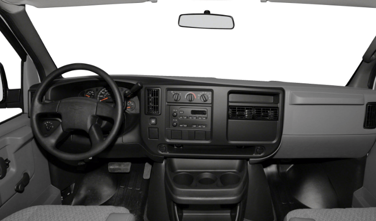2014 Chevrolet Express 3500 Interior and Redesign