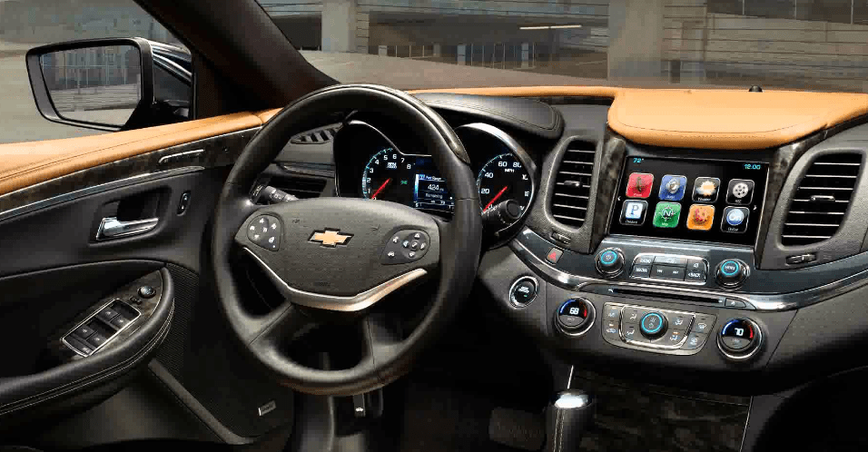 2014 Chevrolet Impala Interior and Redesign