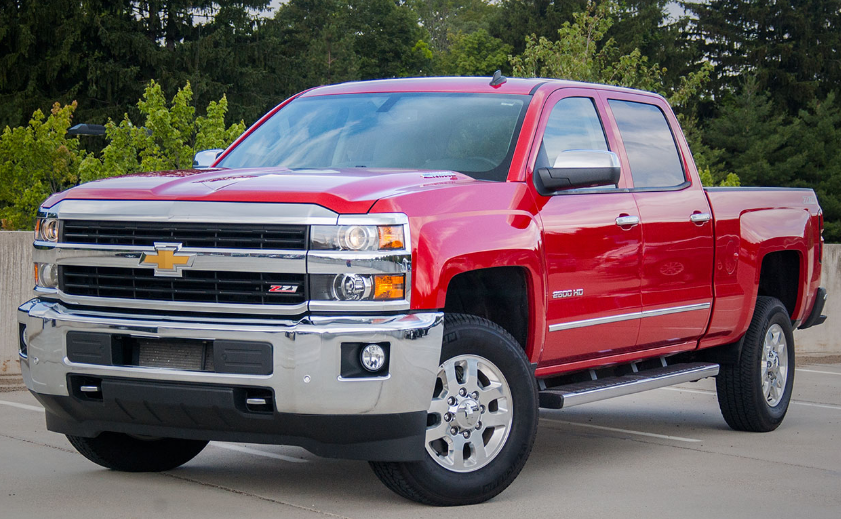 2014 Chevrolet Silverado 2500 Concept and Owners Manual