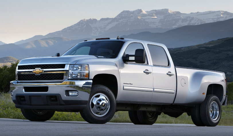 2014 Chevrolet Silverado 3500 Concept and Owners Manual