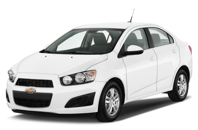 2014 Chevrolet Sonic Concept and Owners Manual