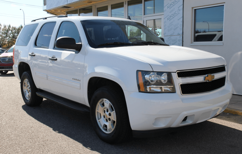 2014 Chevrolet Tahoe Concept and Owners Manual