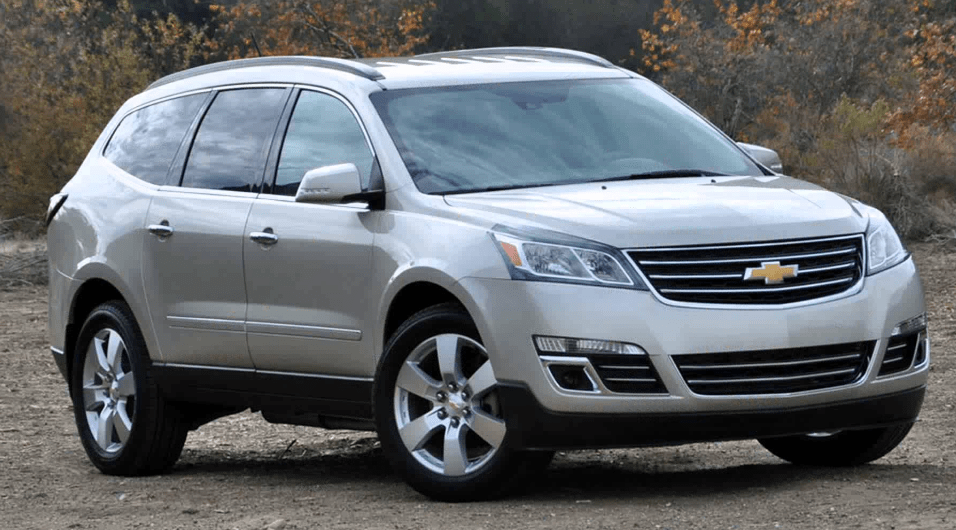 2014 Chevrolet Traverse Concept and Owners Manual