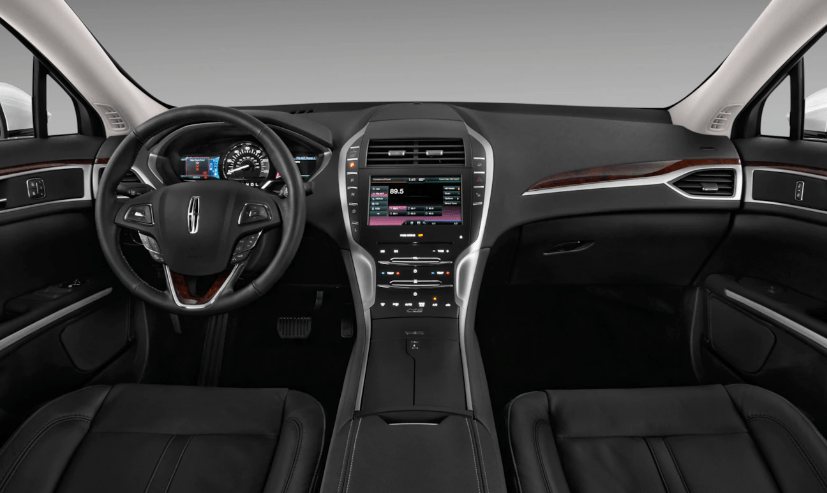 2014 Lincoln MKZ Hybrid Interior and Redesign