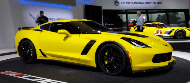 2015 Chevrolet Corvette Stingray Z06 Owners Manual and Concept