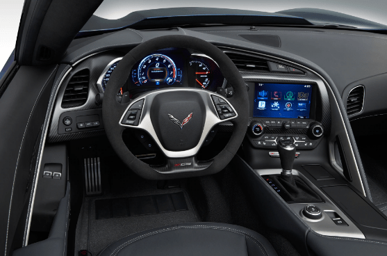 2015 Chevrolet Corvette Z06 Convertible Interior and Redesign
