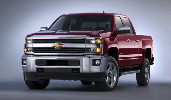 2015 Chevrolet Silverado HD Owners Manual and Concept