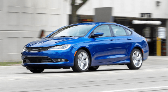 2015 Chrysler 200 Owners Manual and Concept
