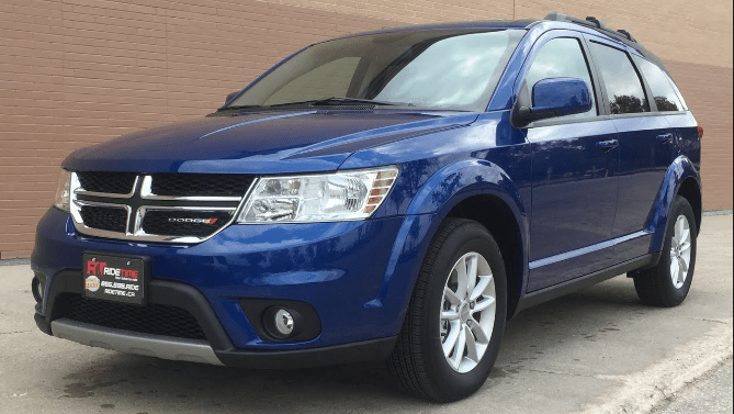 2015 Dodge Journey Owners Manual and Concept