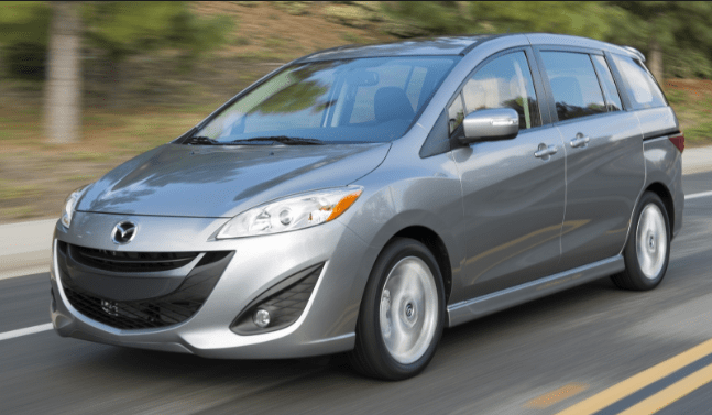 2015 Mazda 5 Owners Manual and Concept