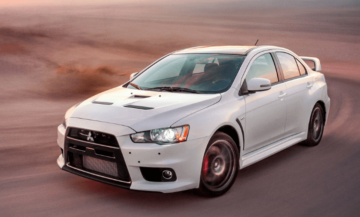 2015 Mitsubishi Lancer Evolution Concept and Owners Manual