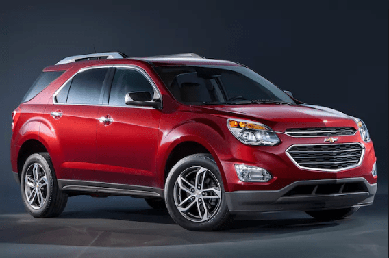 2016 Chevrolet Equinox Onwers Manual and Concept