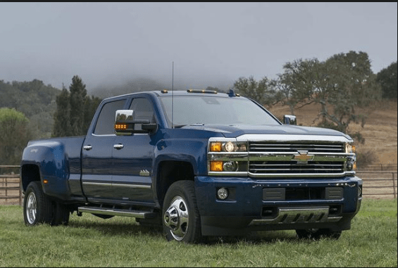 2016 Chevrolet Silverado 3500 Owners Manual and Concept