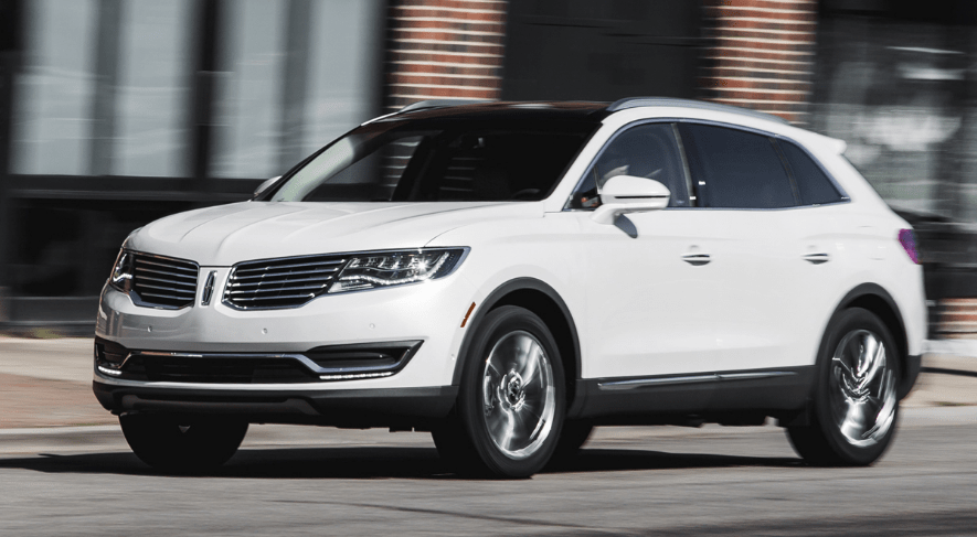 2016 Lincoln MKT Concept and Owners Manual