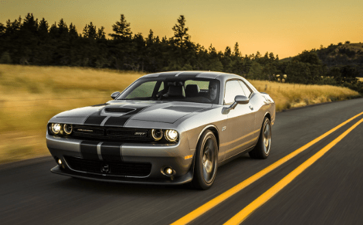 2017 Dodge Challenger Owners Manual and Concept