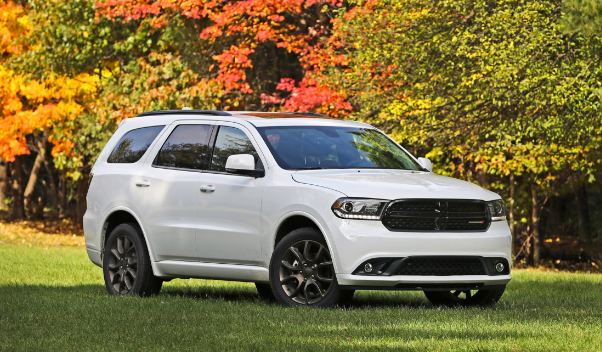 2017 Dodge Durango Owners Manual and Concept