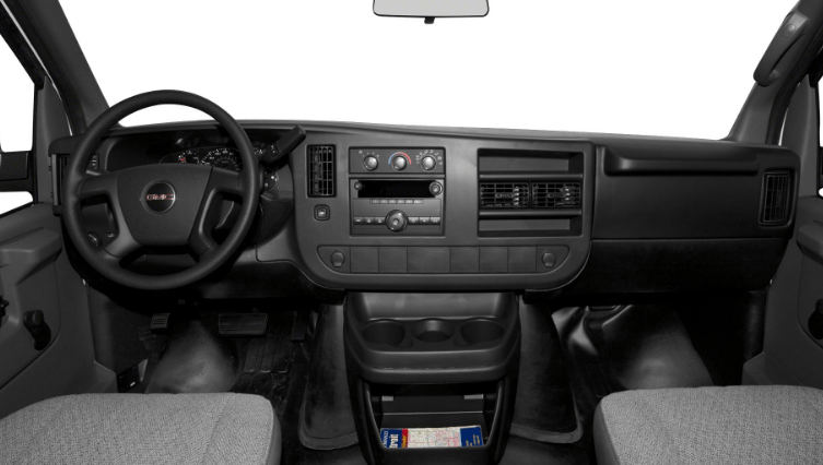 2017 GMC Savana 2500 Interior and Redesign