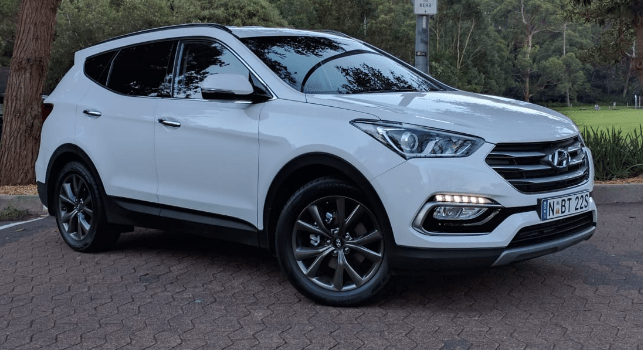 2017 Hyundai Santa Fe Owners Manual and Concept