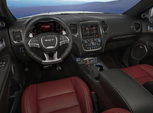 2018 Dodge Durango Interior and Redesign