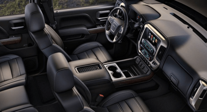 2018 GMC Sierra 2500 Interior and Redesign