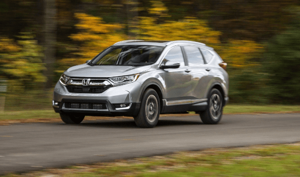 2018 Honda CRV Owners Manual and Concept