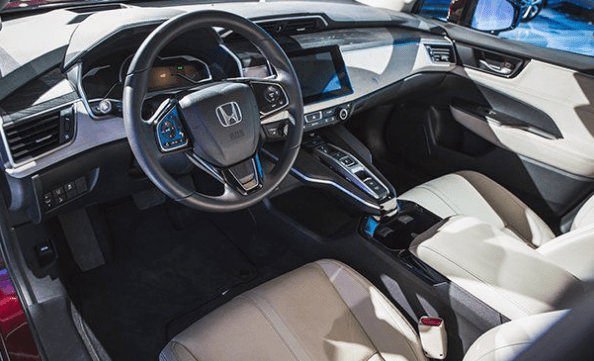 2018 Honda Clarity Electric Interior and Redesign