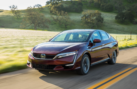 2018 Honda Clarity Fuel Cell Owners Manual and Concept