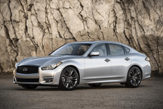 2018 Infiniti Q70L Owners Manual and Concept