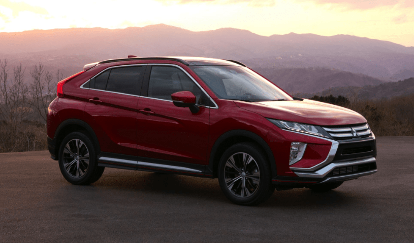 2018 Mitsubishi Eclipse Cross Concept and Owners Manual