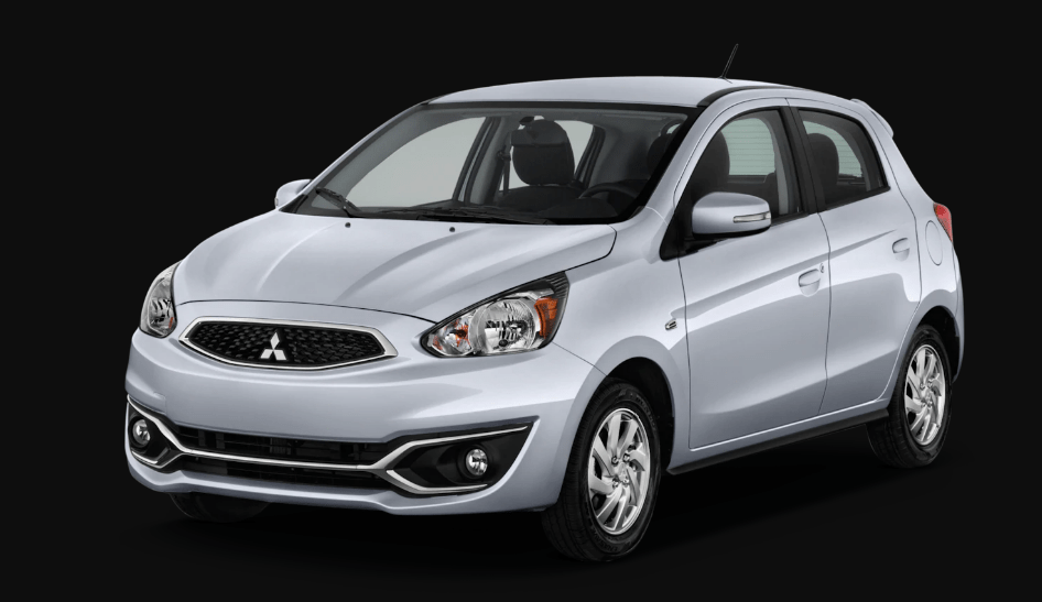 2018 Mitsubishi Mirage Concept and Owners Manual