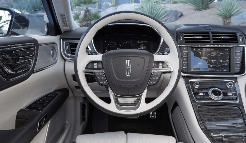 2019 Lincoln MKT Interior and Redesign
