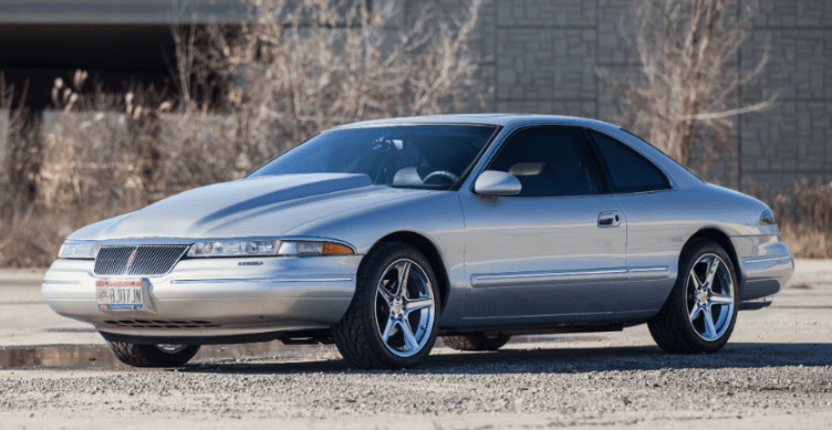1995 Lincoln Mark VIII Concept and Owners Manual