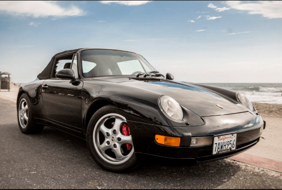 1995 porsche 911 Owners Manual and Concept