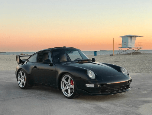 1996 Porsche 911 Owners Manual and Concept
